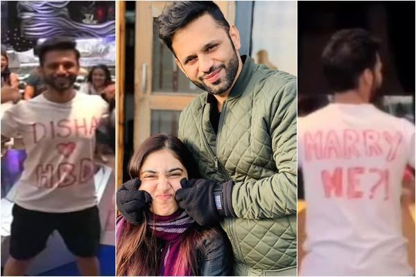 Rahul Vaidya Proposed to Girlfriend Disha Parmar, Will She be Invited to BB14?