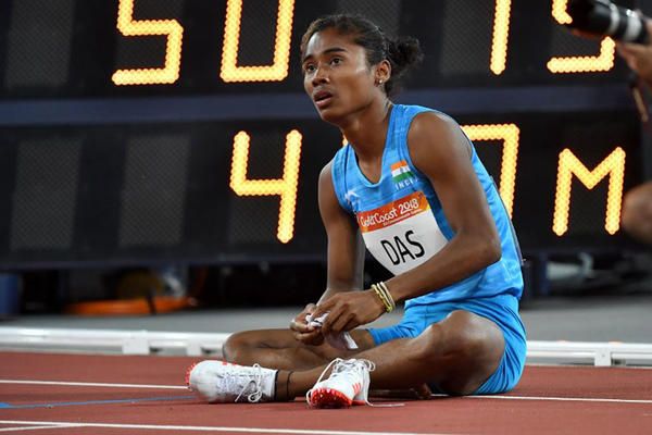Hima Das Will NOT Perform at the World Athletics Championship