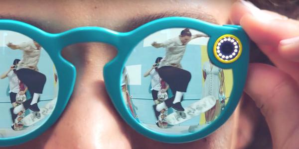 Snapchat Releases First Hardware Product,