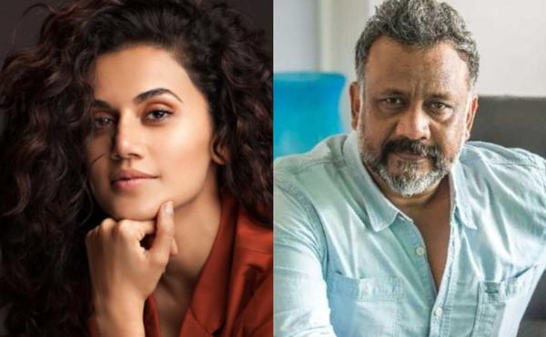 Taapsee Pannu and Anubhav Sinha Collaborate for their Next Film Thappad!