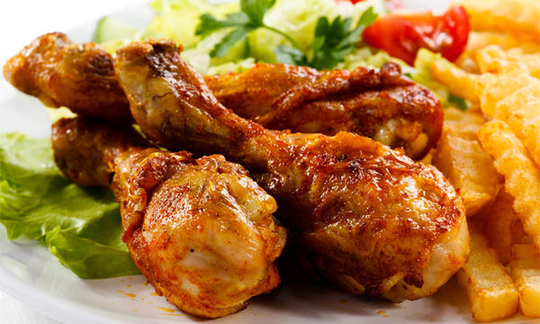 Fried Chicken - One of the Worst Foods for Health