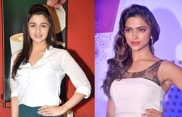 Does Alia Have a Girl Crush on Deepika?