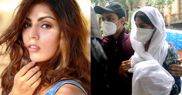 Rhea Chakraborty Revealed These Big Names in the Drugs Scandal!