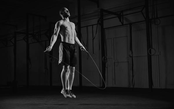 Benefits of Jumping Rope (Skipping).