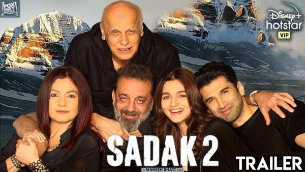 Sadak 2 Trailer Is Now the 3rd Most Disliked Video in the World!