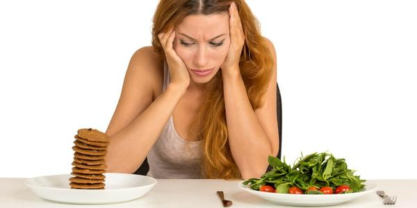 The Link between Your Diet and Anxiety.