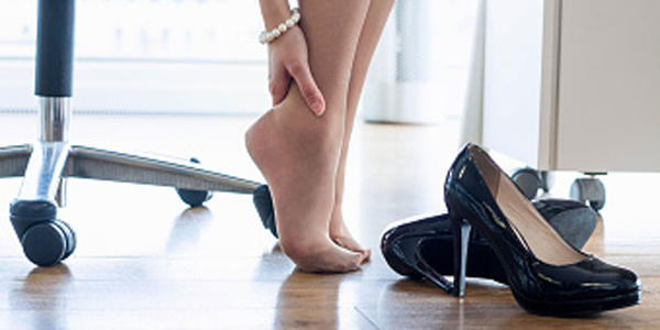 Relief For Painful Heels