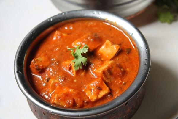 Yummy Paneer Butter Masala at Home