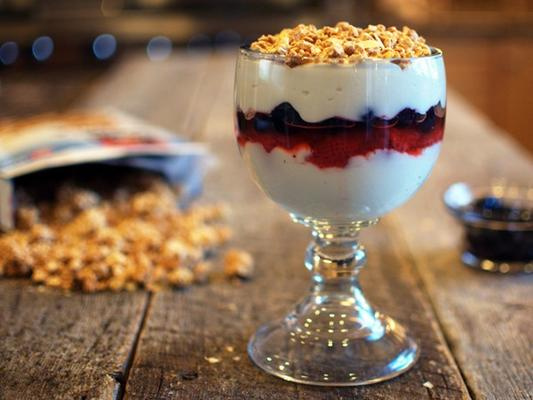 Try This Parfait for Your Sweet Cravings This Festive Season