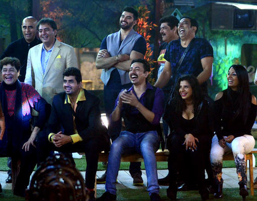 Party in Bigg Boss House!
