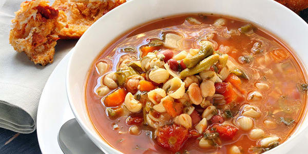Try This Yummy & Filling Soup for Dinner Tonight