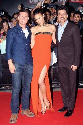 Bollywood Throws A Party For Tom Cruise