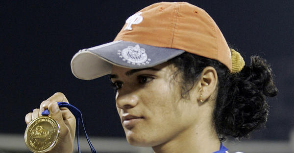 Confusion Over The Gender Of Indian Athlete!!!