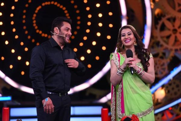 Salman Khan to Romance Shilpa Shinde...on TV!