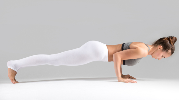 Can You Win This 30 Day Plank Challenge?