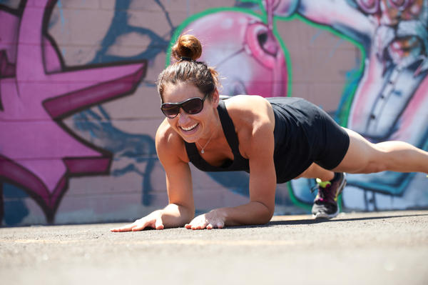 The Best Core Exercise to Lose That Muffin Top