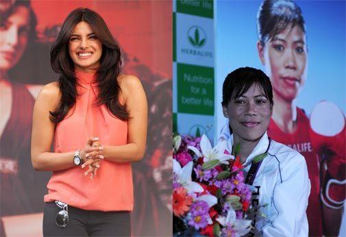 Priyanka Chopra To Play Mary Kom?