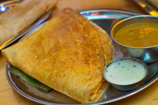 Protein Punch With Dosa