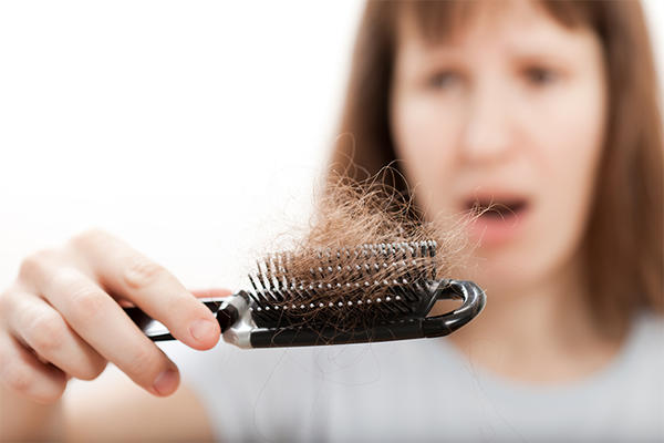 Change Your Diet to Prevent Hair Loss!