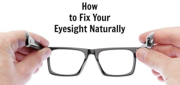 Is It Possible to Improve Vision Naturally?
