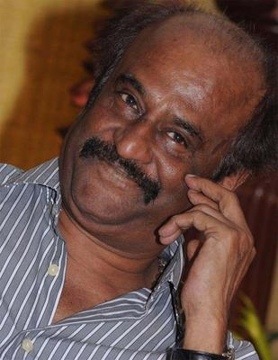 Rajinikanth, a life in pictures...