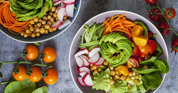 5 Reasons Why Your Should Include Raw Food in Your Diet