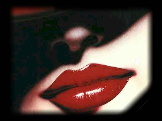 Paint Your Lips Red?