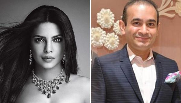 Why did Priyanka Chopra Sue Nirav Modi?