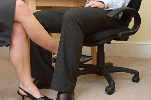 Is It Ok To Romance An Office Colleague?