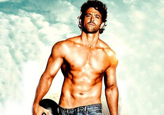 Hrithik All Set To Go Nude!
