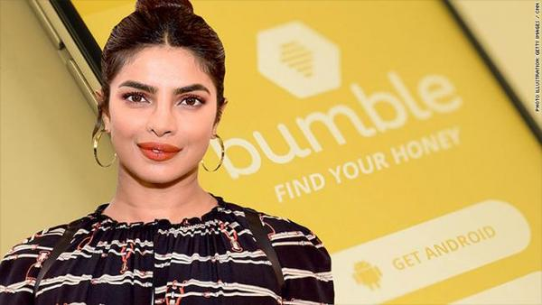 What is Bumble, the App Priyanka Chopra is Investing In?
