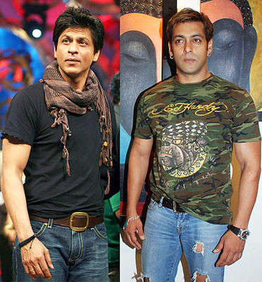 Will Shahrukh & Salman Ever Grow Up?