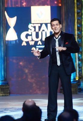 Salman Also Gets Nervous!