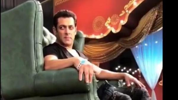 Salman Khan and Nach Baliye - What's Cooking?