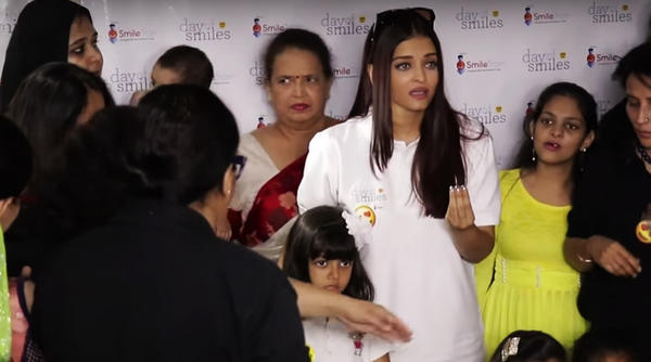 What Made Aishwarya Break Down in Front of the Media?