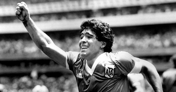 Troubled Genius, Diego Maradona is no More!