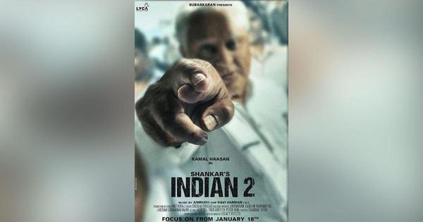 Meet the Star Cast of Indian 2