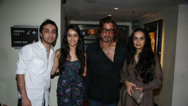 Shakti Kapoor's Kids Make Their Debuts This Year