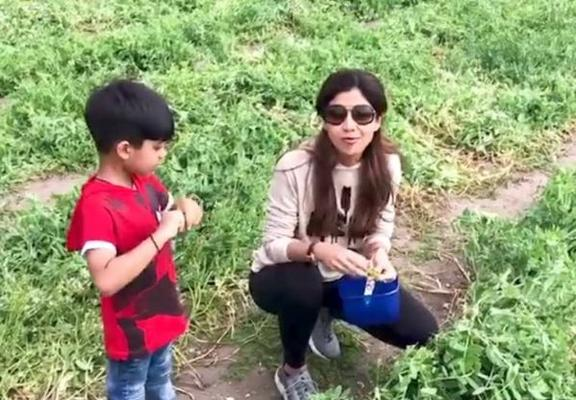 Shilpa Shetty Is Now a Vegetarian