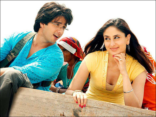 Kareena May Attend Shahid's Wedding