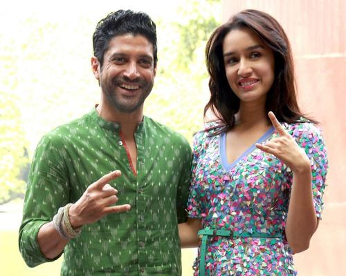 So What Really Happened With Shraddha and Farhan?