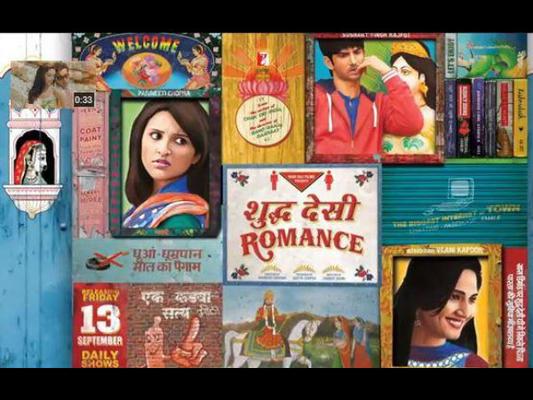 Shuddh Desi Romance From YRF!