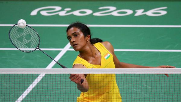 PV Sindhu Brings Us Our First Silver From Rio