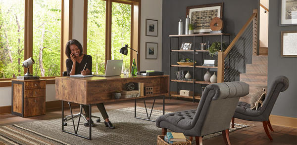 Is Your Home Equipped to Host a Home Office?