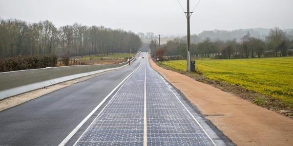 Can You Imagine Driving on a Road That Generates Electricity?
