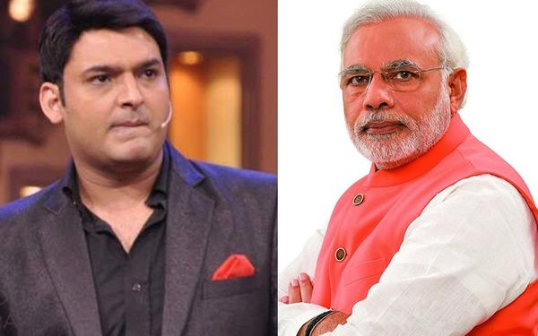 Kapil Sharma's Twitter Bonding With the PM!