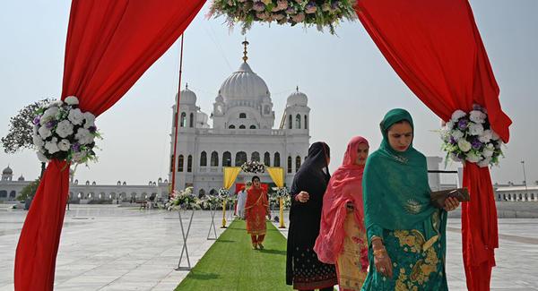 India Outraged as Pakistan's Government Takes Control of Kartarpur Gurudwara