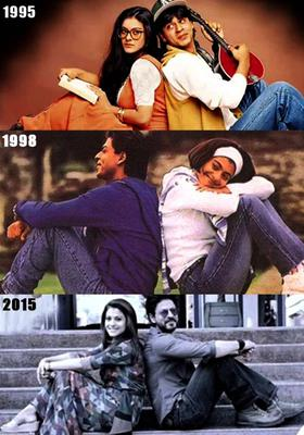 What Makes SRK-Kajol the Best Jodi Ever?