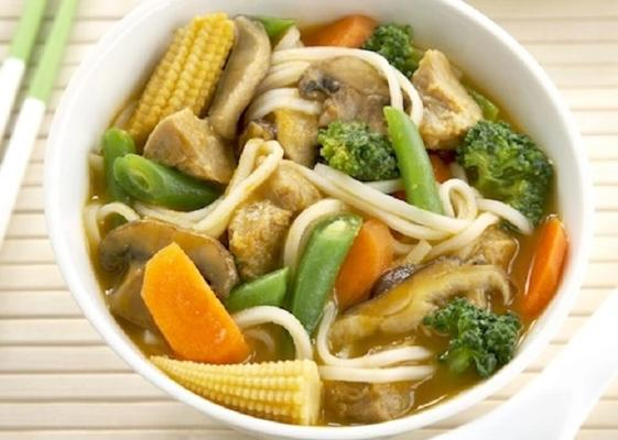 Quick Vegetable Stew Dinner Recipe