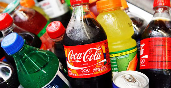 Sugary Drinks Increase Risk of Diabetes